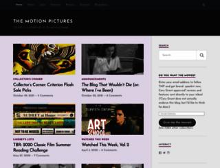 themotionpictures.net screenshot