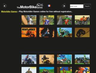 themotorbikegames.org screenshot