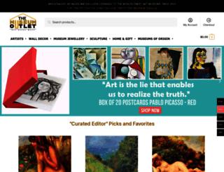 themuseumoutlet.com screenshot