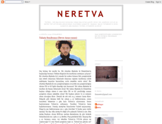 theneretva.blogspot.com screenshot