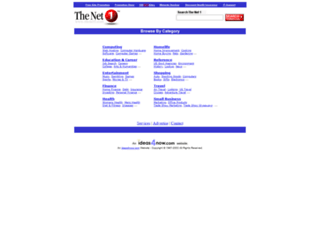 thenet1.com screenshot