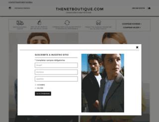 thenetboutique.com screenshot