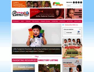thenewageparents.com screenshot