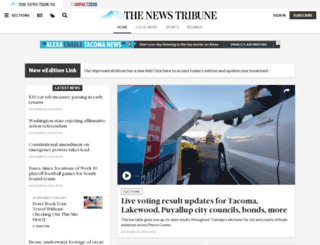 thenewstribune.com screenshot
