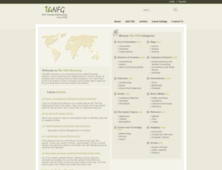thenfg.com screenshot
