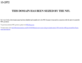 thenfljerseyschinashop.com screenshot