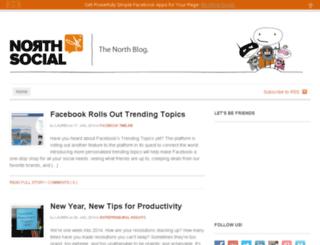 thenorthblog.com screenshot
