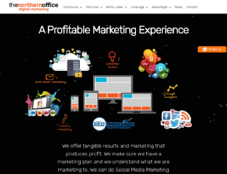 thenorthernoffice.com screenshot