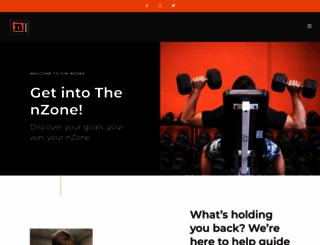 thenzone.com screenshot