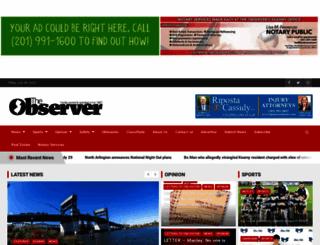 theobserver.com screenshot