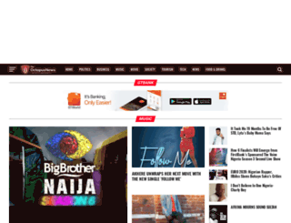 theoctopusnews.com screenshot