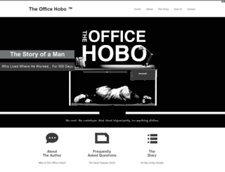 theofficehobo.com screenshot