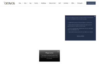 theoitavos.com screenshot