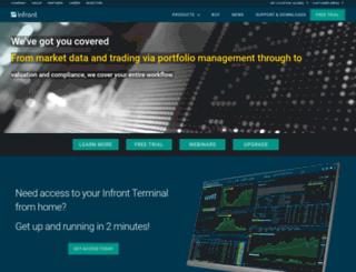 theonlinetrader.com screenshot