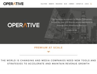 theoped.operative.com screenshot
