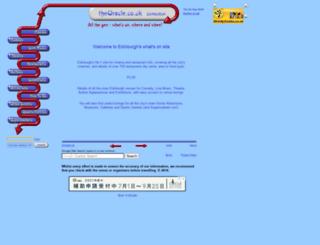 theoracle.co.uk screenshot
