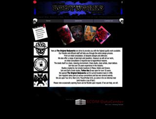 theoriginalbodyworks.com screenshot