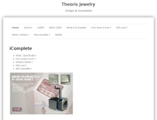 theoris.org screenshot