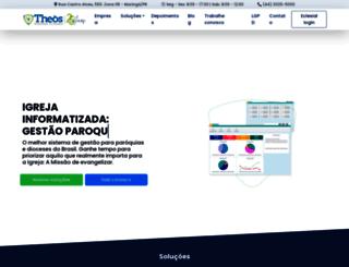 theos.com.br screenshot