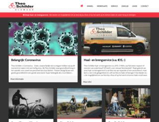 theoschilder.nl screenshot