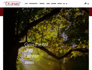 theosis.com screenshot