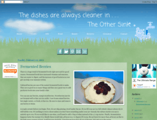 theothersink.blogspot.com screenshot