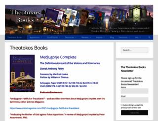theotokos.org.uk screenshot