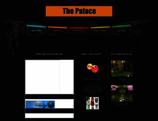 thepalace.com screenshot