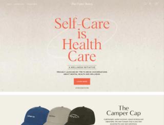 thepaperbunny.com screenshot