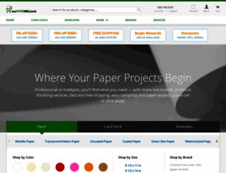thepapermillstore.com screenshot