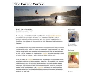 theparentvortex.com screenshot