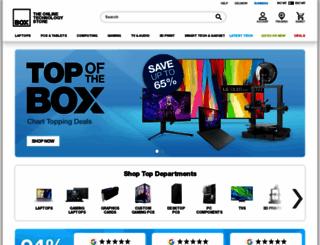 thepcbusiness.com screenshot