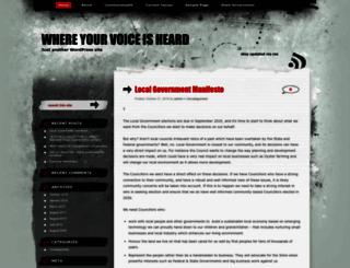 thepeoplescouncil.com screenshot