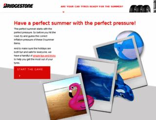 theperfectpressure.com screenshot