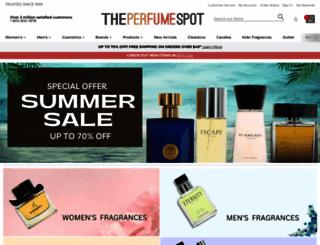 theperfumespot.com screenshot