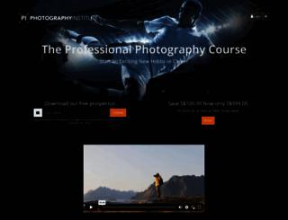 thephotographyinstitute.sg screenshot