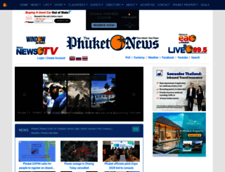 thephuketnews.com screenshot