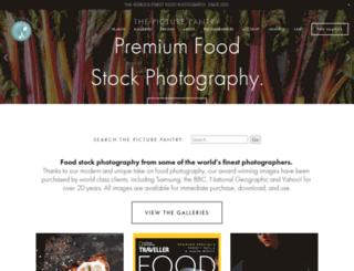 thepicturepantry.com screenshot