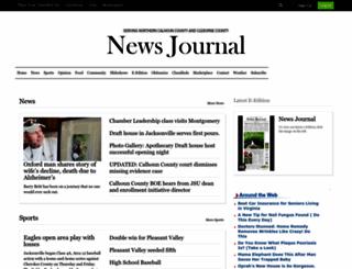 thepiedmontjournal.com screenshot