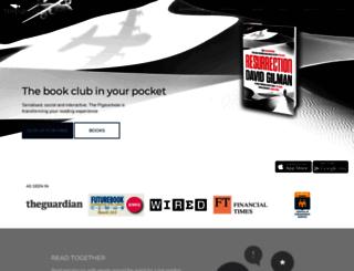 thepigeonhole.com screenshot