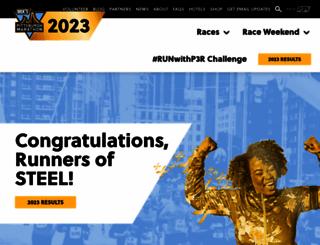 thepittsburghmarathon.com screenshot