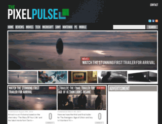 thepixelpulse.com screenshot
