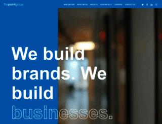 thepointgroup.com screenshot