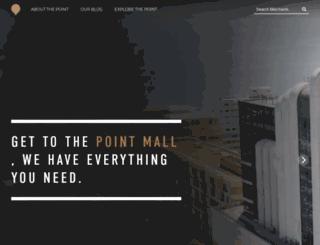 thepointmall.co.za screenshot