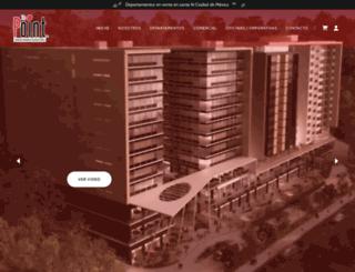 thepointmexico.com screenshot