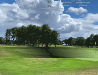 thepontelandgolfclub.co.uk screenshot