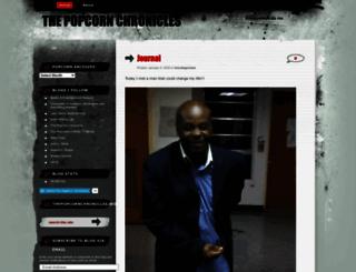 thepopcornchronicles.wordpress.com screenshot