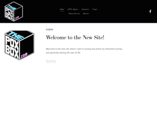 thepoxbox.com screenshot