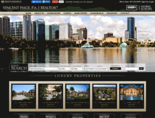 thepremiumproperties.com screenshot