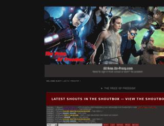 thepriceoffreedom.jcink.net screenshot